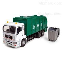 密闭式垃圾运输车