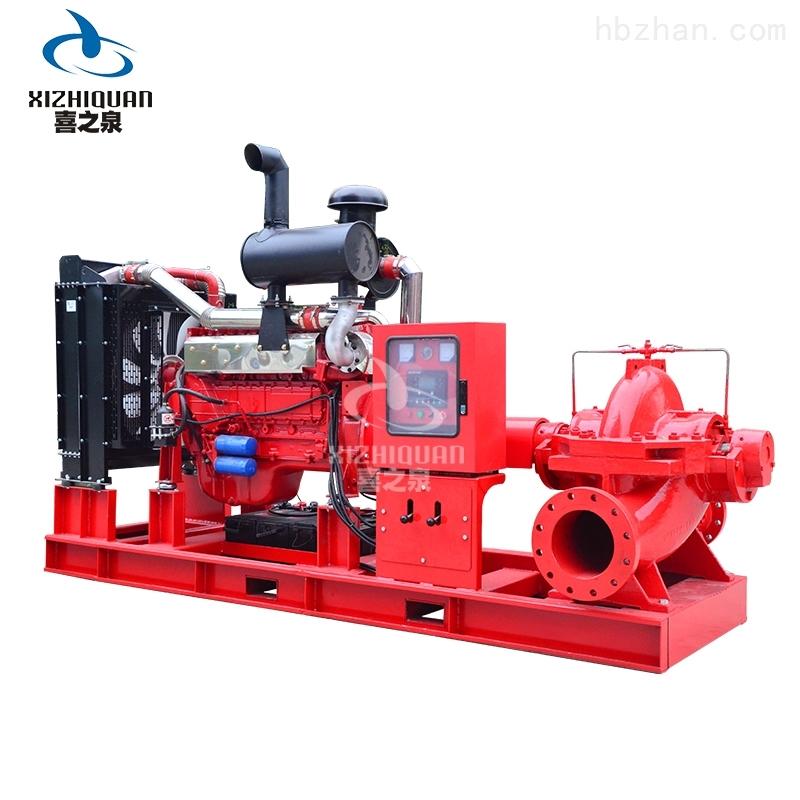 大型柴油机消防泵