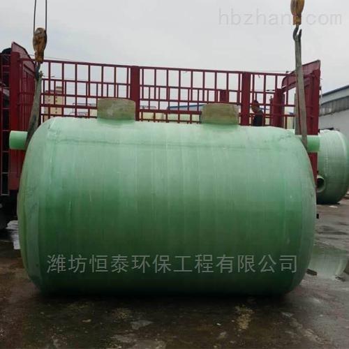 天津市玻璃钢化粪池