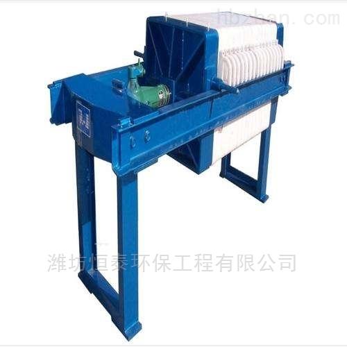 天津市隔膜滤板机