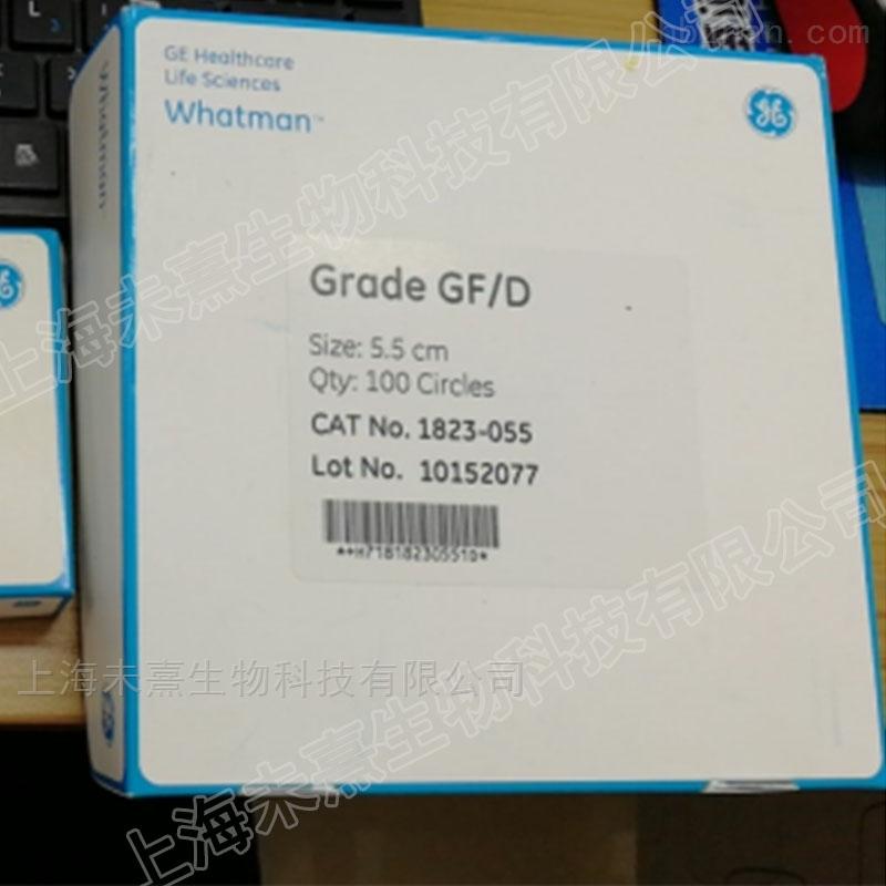英国沃特曼GF/A玻璃纤维滤纸1.6um孔径