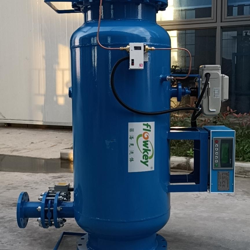 供应全自动反冲洗式过滤型电子水处理器