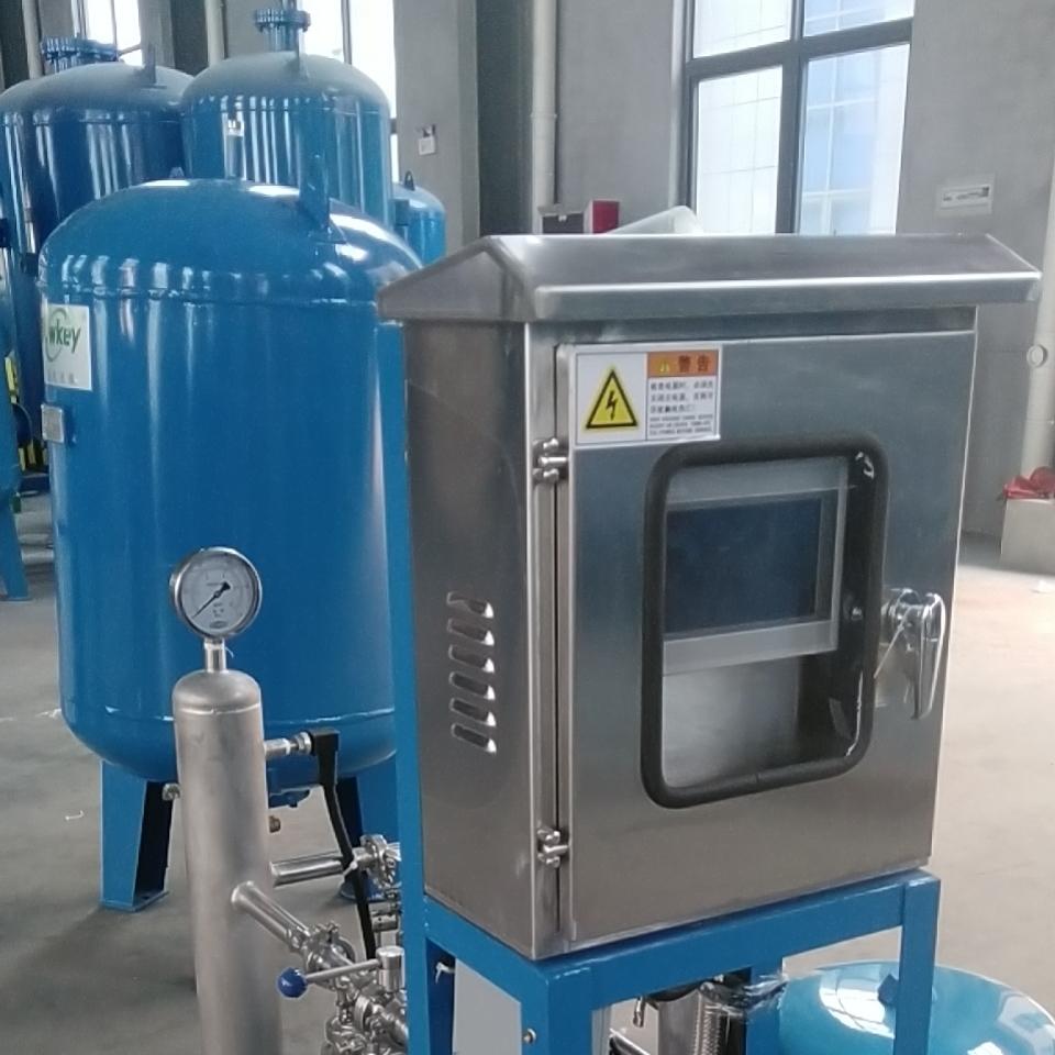 常压隔膜罐式定压补水膨胀机组