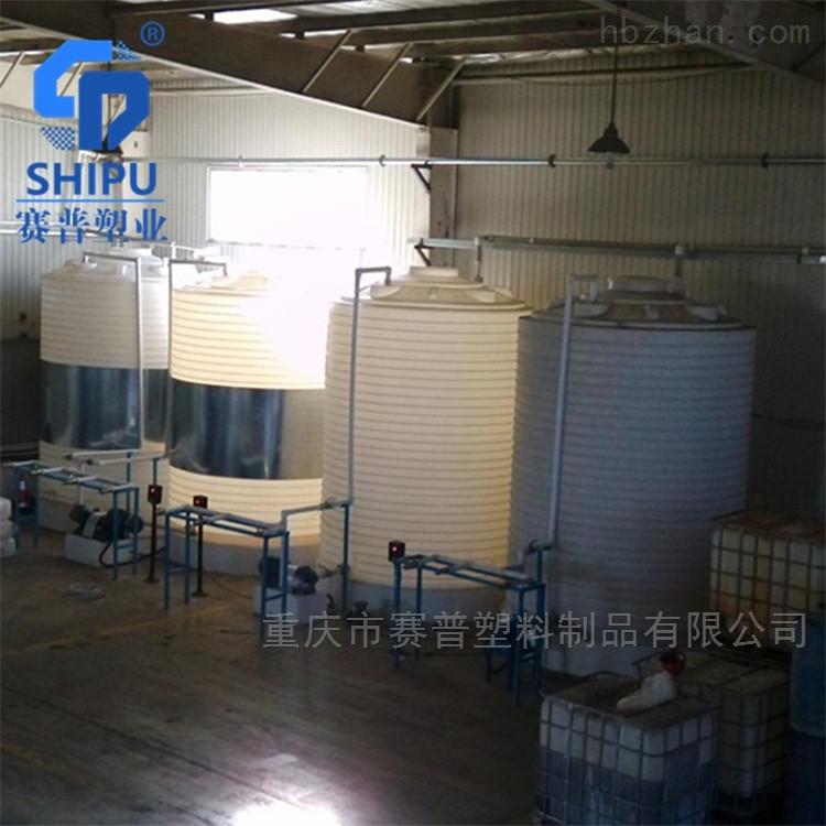 30吨pe储罐 重庆赛普30吨塑料储罐