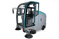 江西物業保潔用電動駕駛式掃地車價格