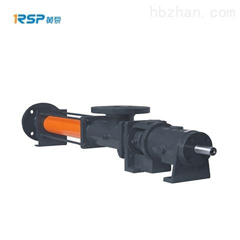 直連式排污螺桿泵