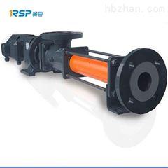 浓浆输送单螺杆泵