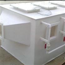 聚丙烯臥式廢氣吸收塔
