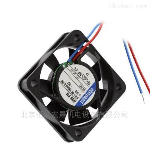 405FH ebmpapst  0.9W 5V 静音轴流散热风机