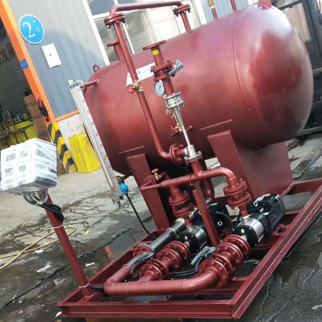 锅炉蒸汽凝结水回收装置