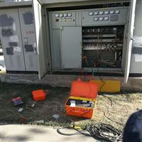 承试四级配置表JY矿用电缆故障测试仪