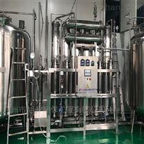 500L多效蒸餾水設備價格