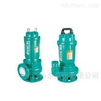 沁泉  WQ(D)全不銹鋼攪拌/切割污水潛水電泵