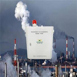 挂壁式模具厂污染源VOCs在线监测预警系统