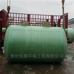 ht-491黄山市玻璃钢化粪池的功能