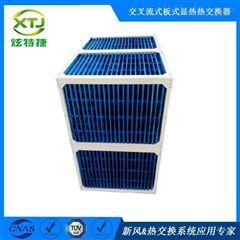 正方形印刷厂余热回收节能改造 板式热交换器
