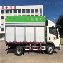 污水净化车-处理量约40立方每小时
