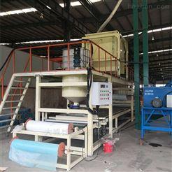 防火阻燃机制砂浆复合岩棉保温板设备生产线