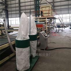 全自动外墙岩棉保温板复合设备机制生产线