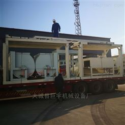 全自動水泥基勻質聚苯板設備生產線