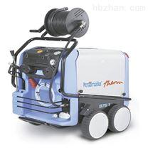 進口大力神工廠車間工業級熱水高壓清洗設備