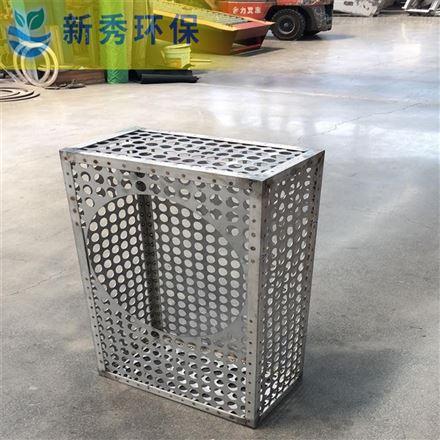 不锈钢提篮式格栅不锈 钢提 篮式 格栅厂家