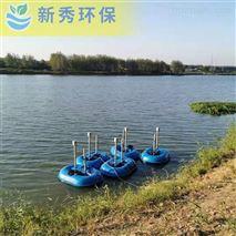 QFB7.5漂浮式浮筒离心曝气机