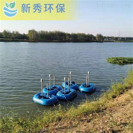 河道治理浮筒曝气机