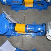 氟塑料自吸泵的安装使用