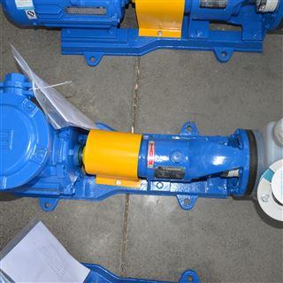 FZB氟塑料自吸泵的安装使用