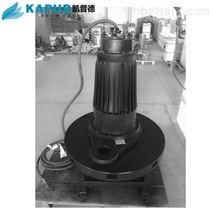 大功率QXB22大型圆盘式潜水离心曝气机