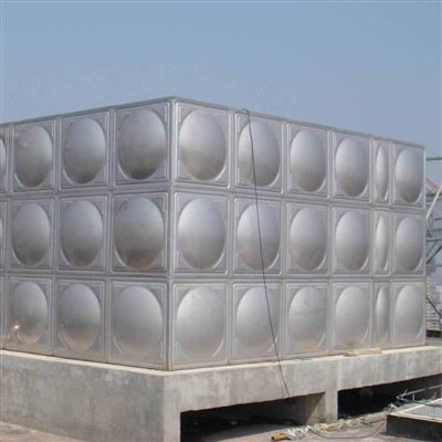 wp-3不銹鋼水箱供水設備