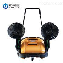 手推式无动力扫地机 物业保洁用吸尘扫地车