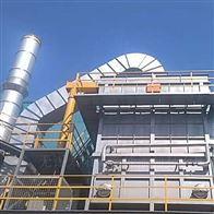 GXLDL-50T/45KV-80QVOCs废气净化汽车喷漆家具厂废气处理净化