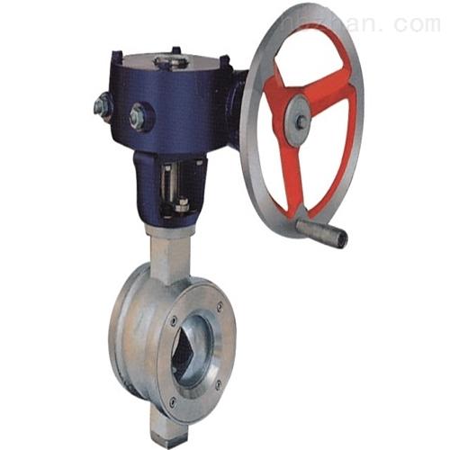 电动陶瓷耐磨V型调节球阀