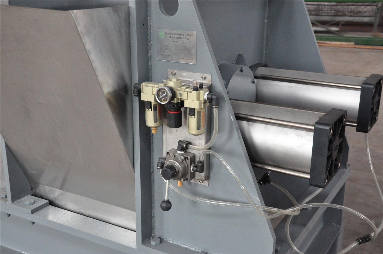 螺旋挤压机选型