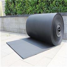 厂家销售黑色泡沫橡塑板
