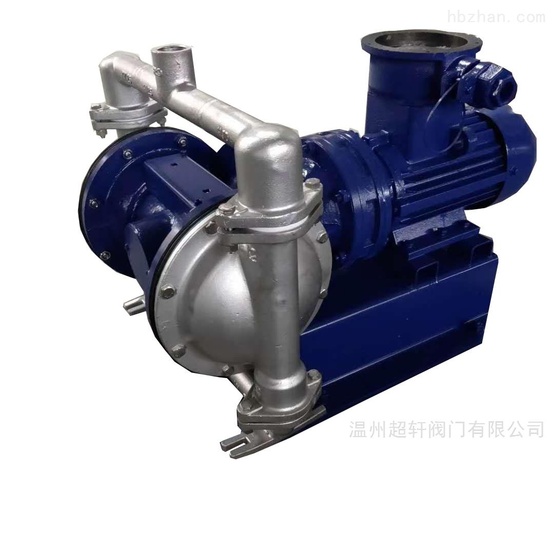 铸钢电动隔膜泵厂家