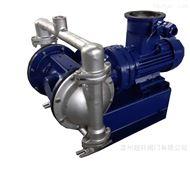 DBY铸钢电动隔膜泵厂家