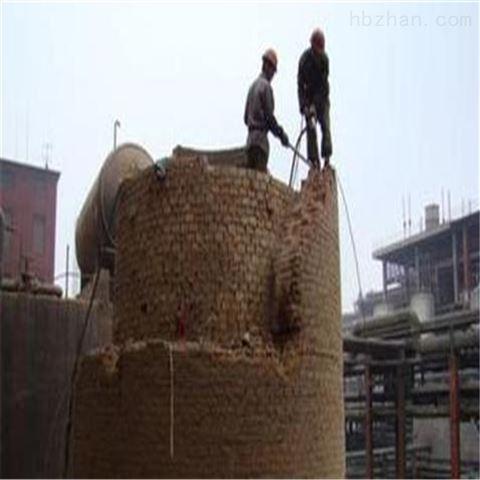 甘肃烟囱拆除有资质公司