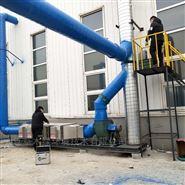 印染定型机废气治理方案