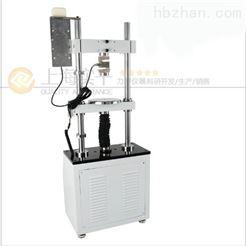 测试仪电动立式测试台 5000N安装测力计电动测试架