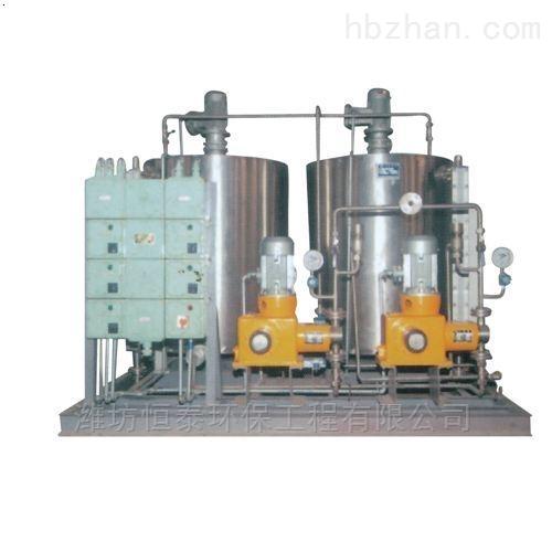 桂林市磷酸盐加药装置