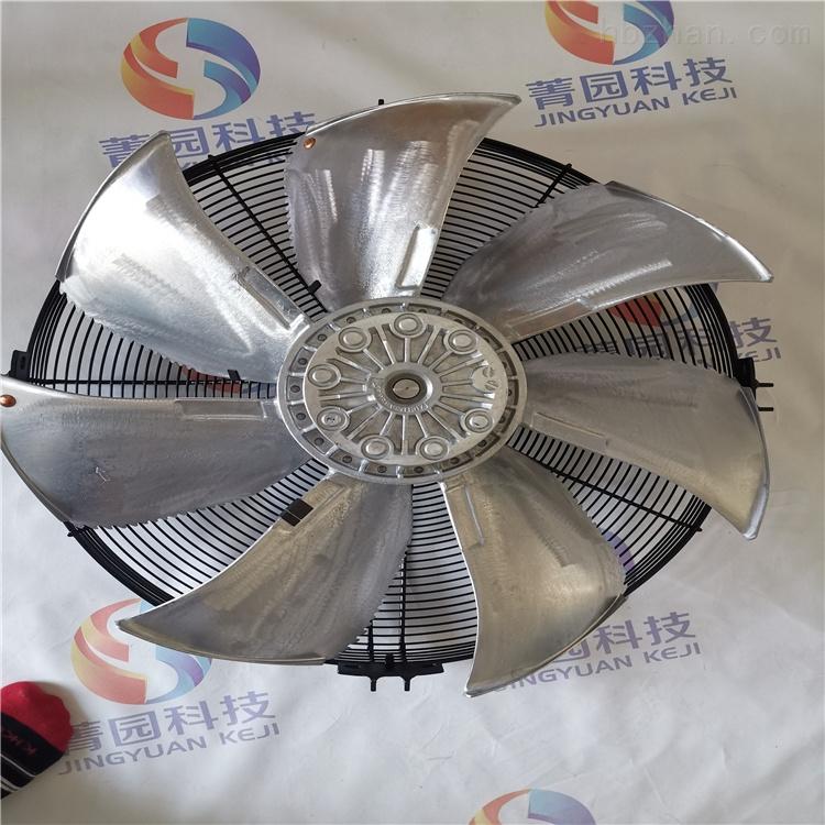 施乐百ZIEHL-ABEGG空调风扇FN080-ADK.6N.V7