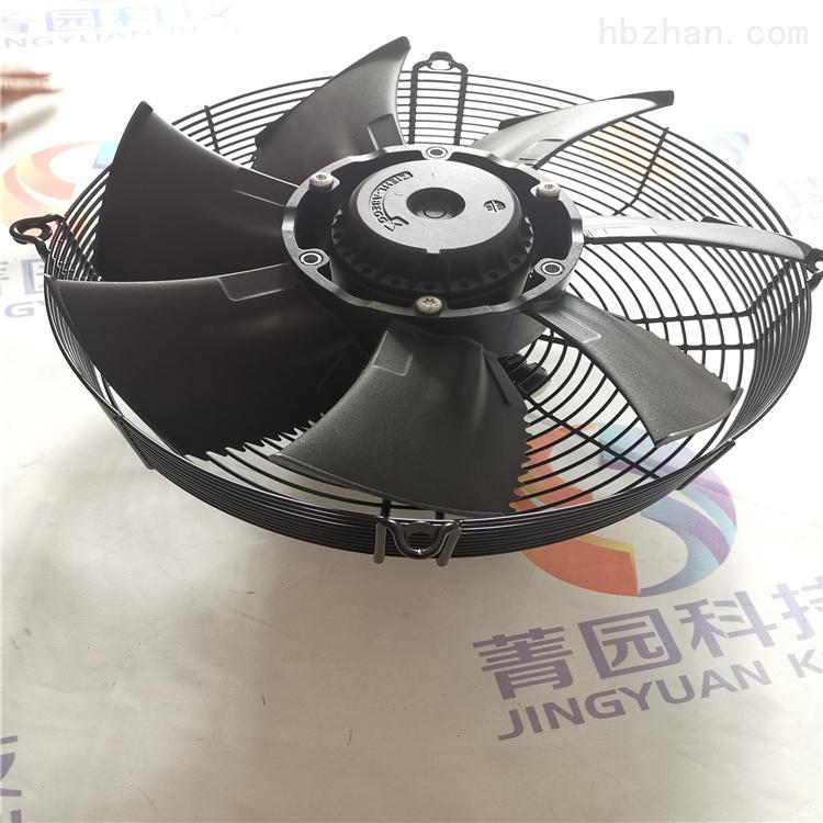 施乐百ZIEHL-ABEGG风机FN035-4DK.OC.V7