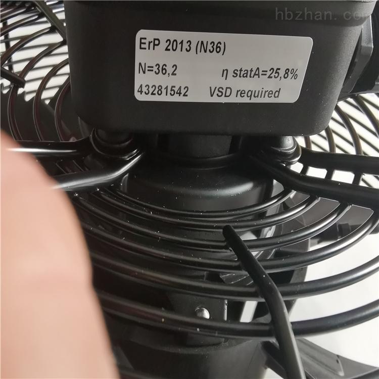 施乐百ZIEHL-ABEGG轴流风机FN050-VDQ.4I.V7P1现货