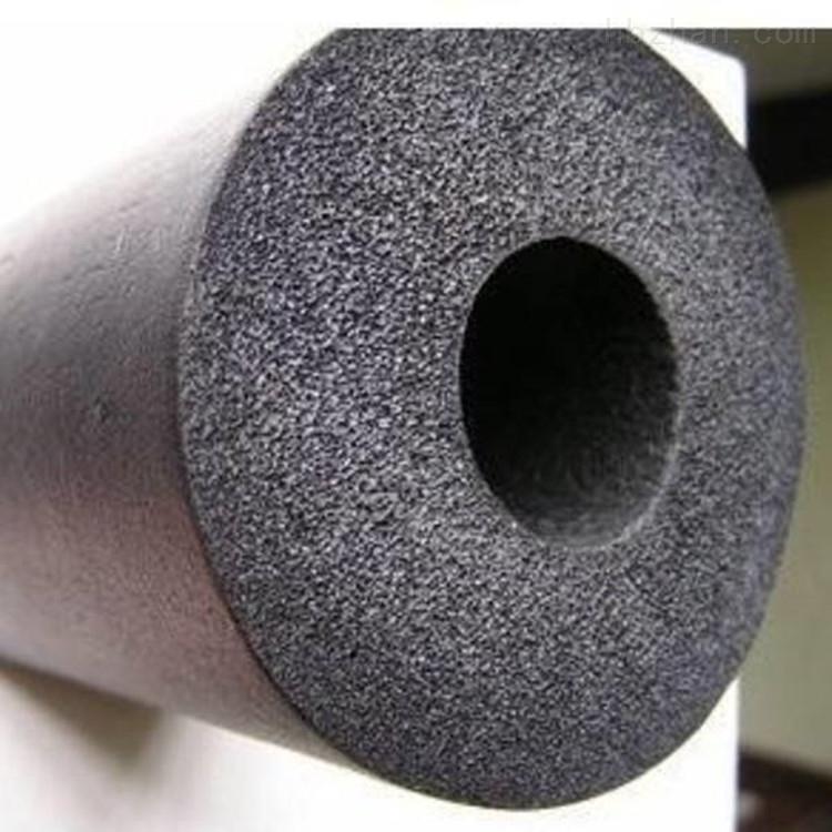 大城供应空调橡塑保温管黑色闭孔