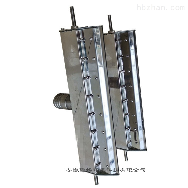 玻璃制品清洗干燥吹水不锈钢风刀