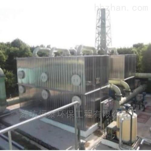 桂林市厌氧生物滤池反应器