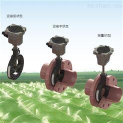 农田灌溉卡片式超声波流量计